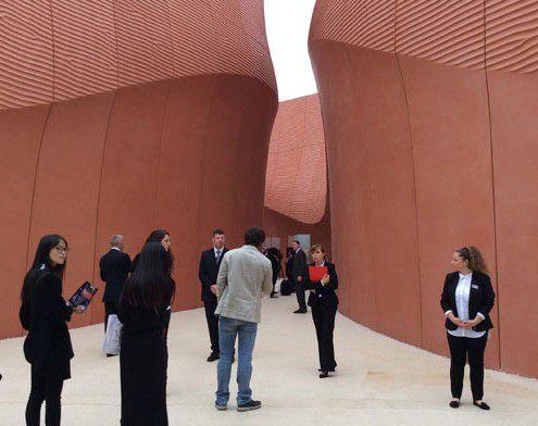 EXPO 2015 ARCHITETTURA, galleria immagini Emirati Arabi