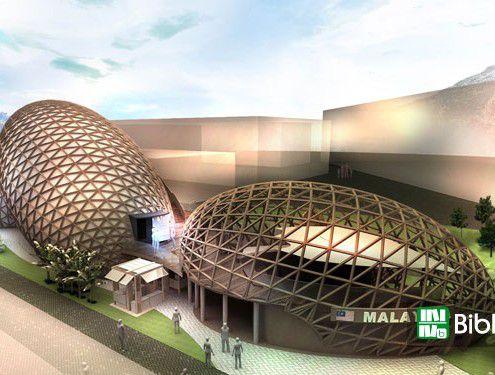 EXPO 2015 architettura, il padiglione della Malesia tra sostenibilità e design