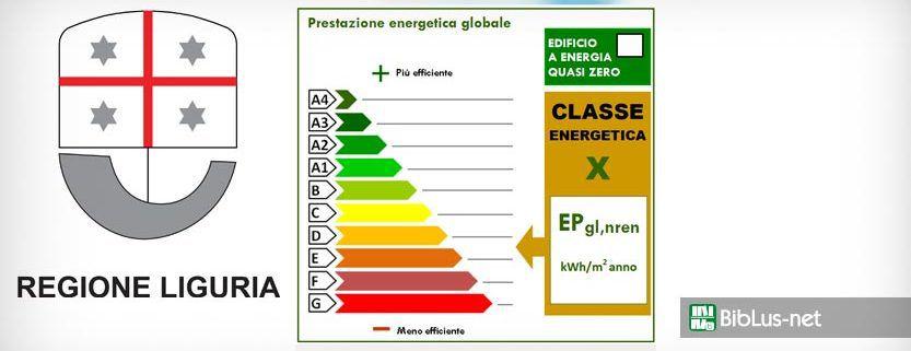 Classi energetiche edifici perfect classi energetiche - Regione liguria certificazioni energetiche ...