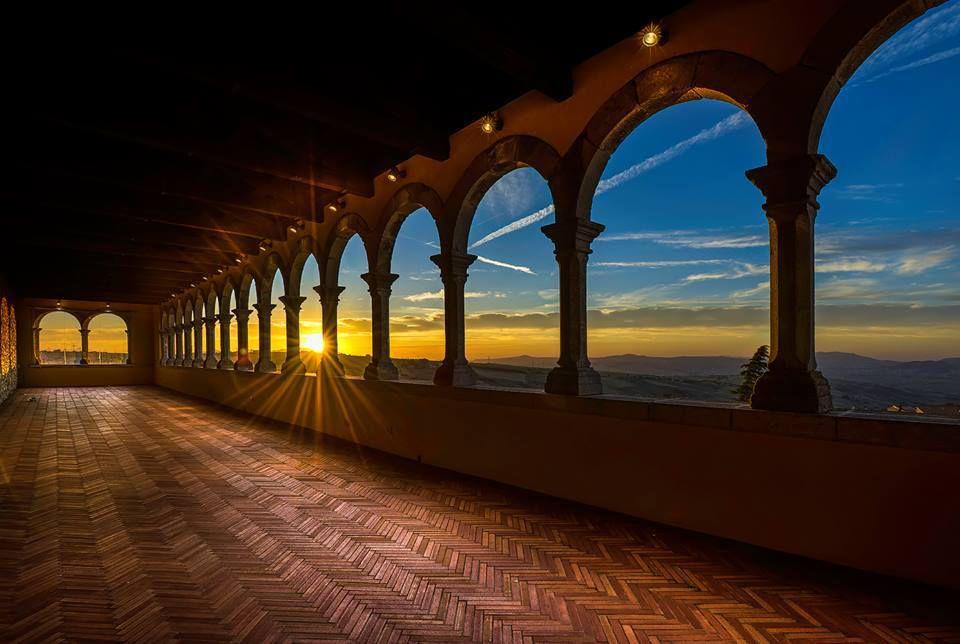 Portale del Castello di Bisaccia