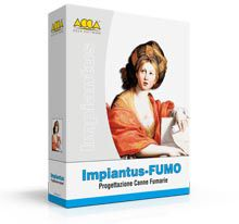 Impiantus-FUMO - Software dimensionamento canne fumarie
