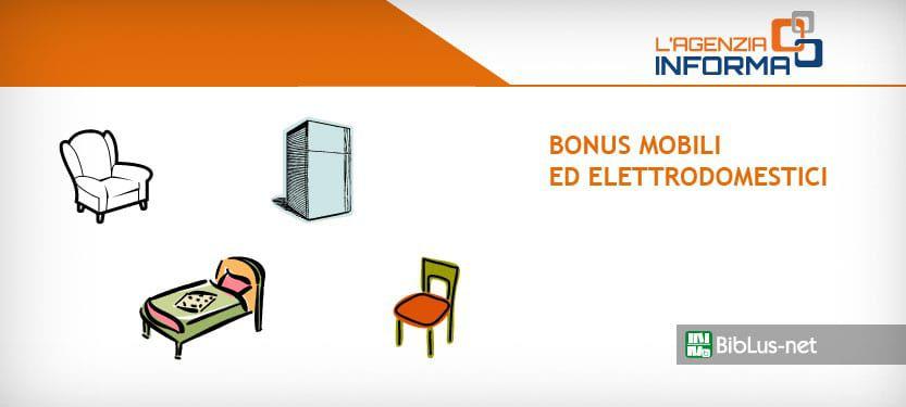 Bonus mobili ed elettrodomestici la guida 2017 dell for Bonus arredi agenzia entrate