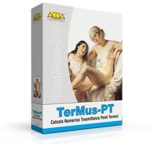 TerMus-PT - Software per il calcolo dei ponti termici