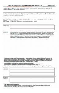 Il progetto di norma UNI1602357 (la futura UNI 11337-6)