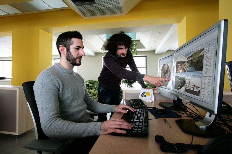 Nuova sede ACCA: staff Edificius