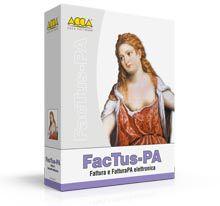 FacTus-PA - Software fatturazione cartacea ed elettronica (Fattura PA)
