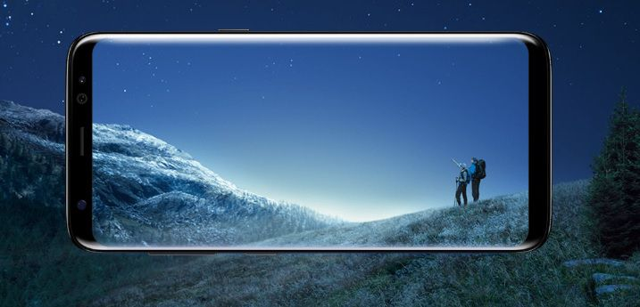 Nuovo Samsung Galaxy S8 e S8+