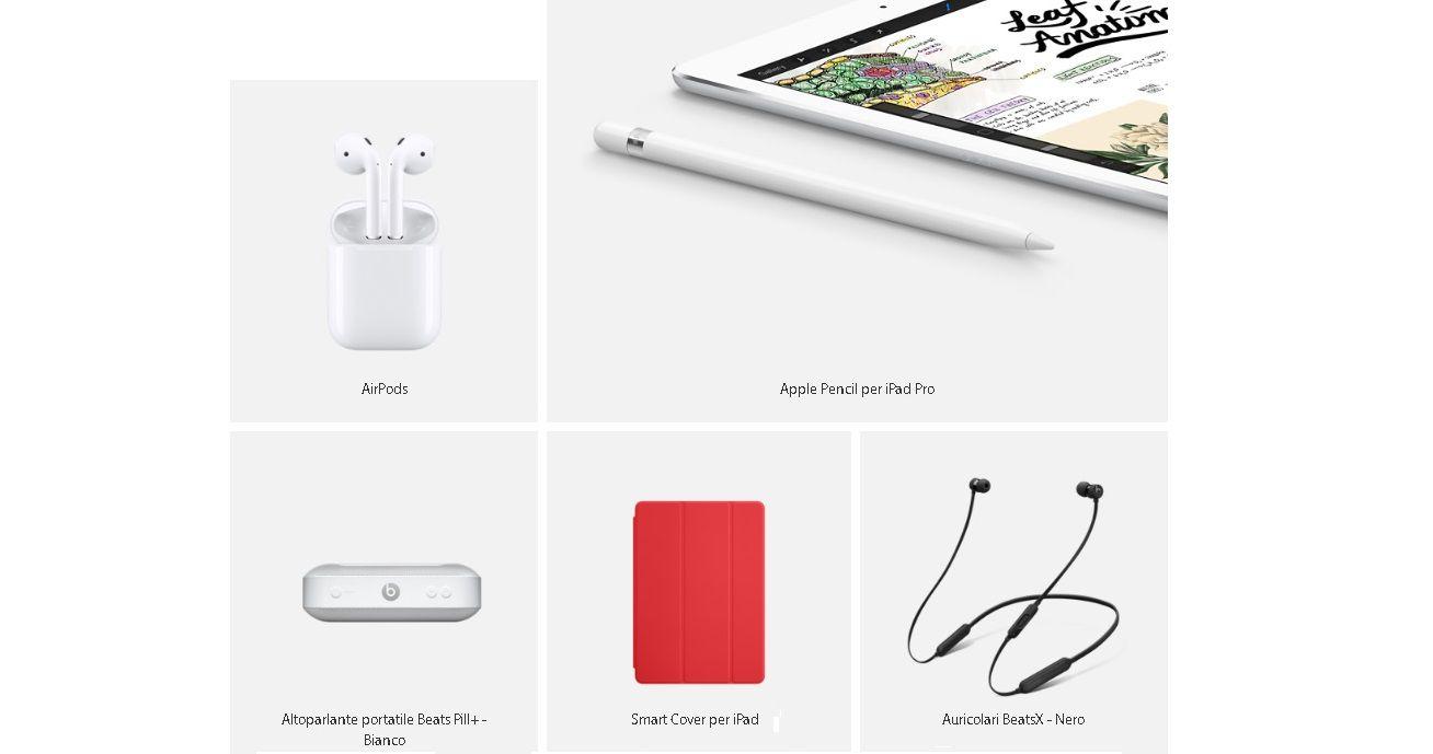 Accessori nuovo iPad