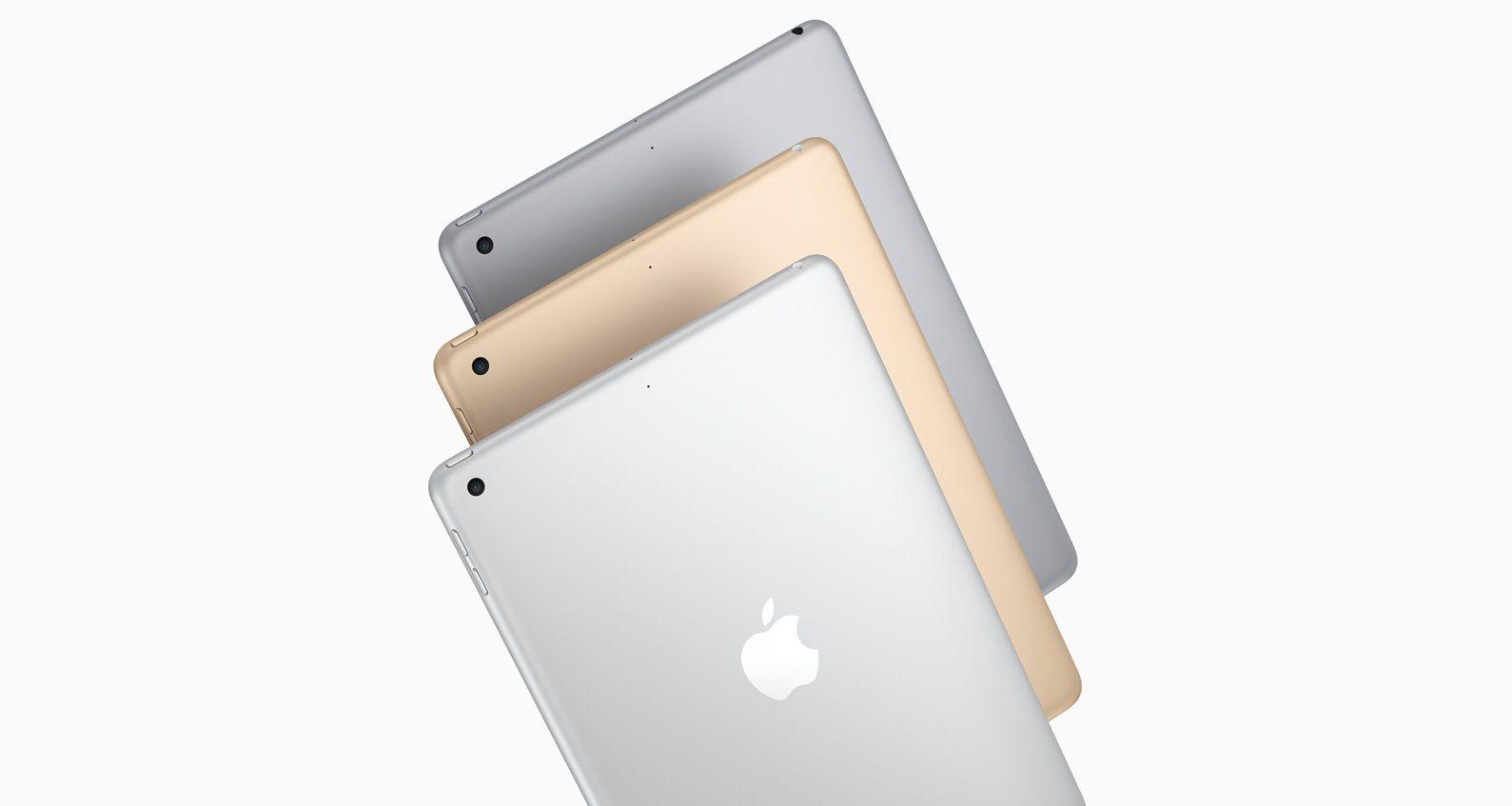 Colori nuovo iPad