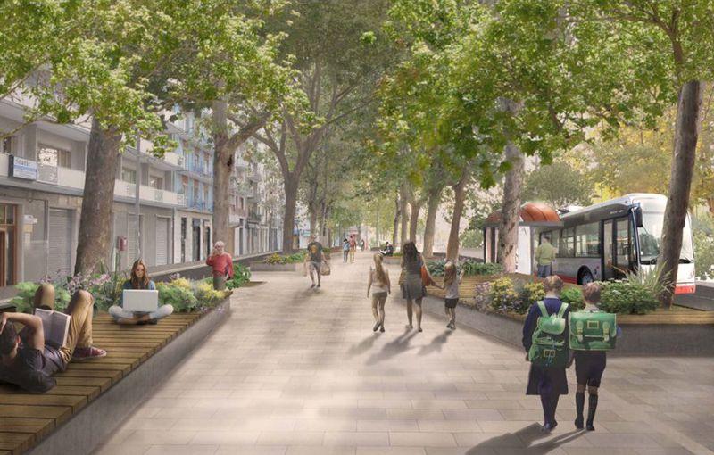 Bari quartiere libertà