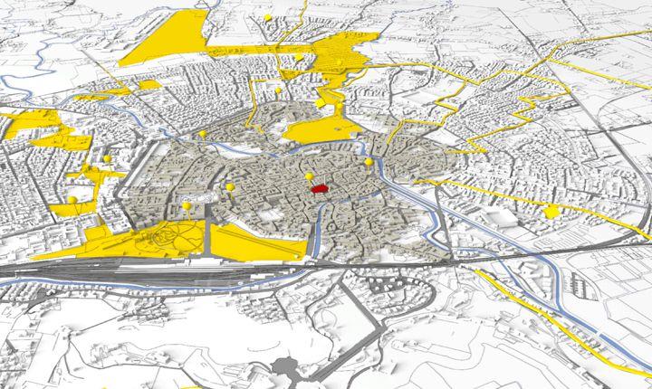 Vicenza: riempire gli spazi lasciati dismessi dalla delocalizzazione degli insediamenti produttivi