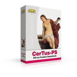 CerTus-PS - Software per DVR con Procedure Standardizzate