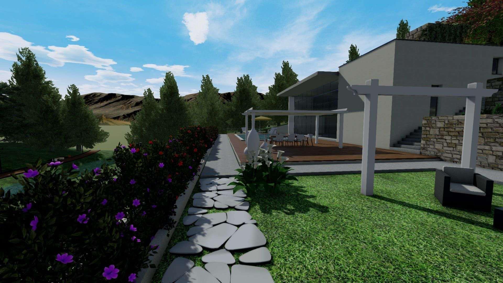 Progettare Il Giardino Software Gratis : Progettazione giardini e paesaggio biblus net