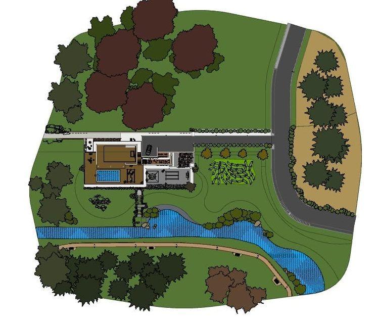 Progettazione giardini e paesaggio biblus net for Recensioni di software planimetrie