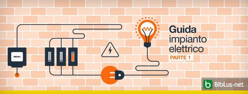 Guida Impianto Elettrico Per Civile Abitazione Parte 1 Criteri