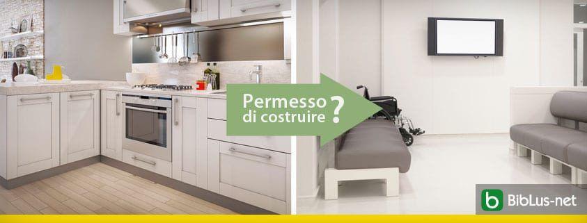 Costruire Un Ufficio.Per Trasformare Un Appartamento In Uno Studio Professionale