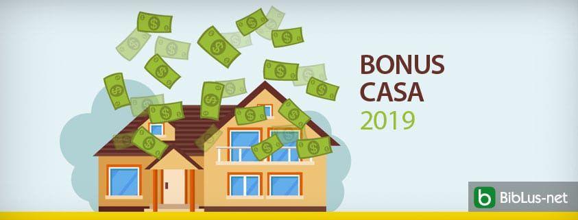 Bonus Casa 2019 Le Tabelle Di Sintesi Delle Detrazioni Previste Per