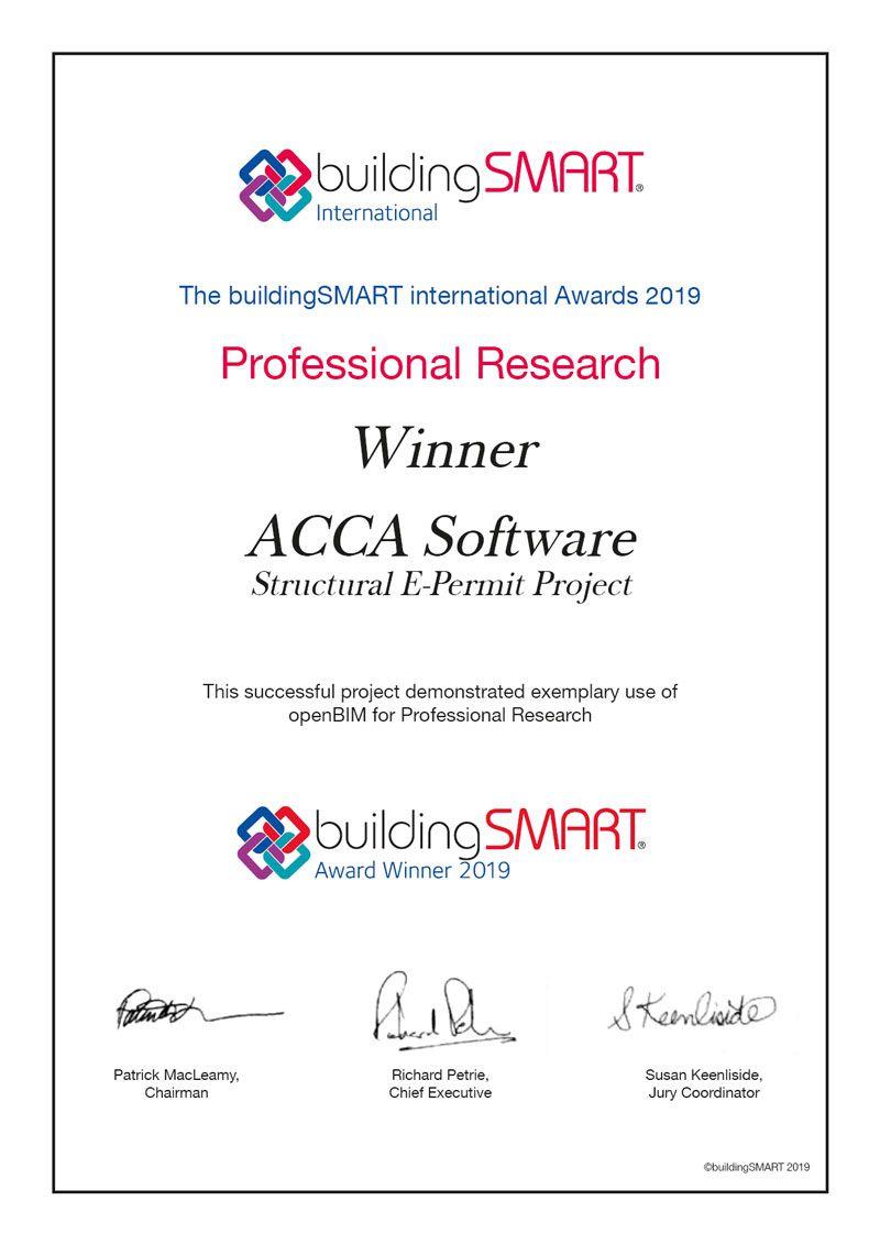 Certificato-buildingSMART-2019