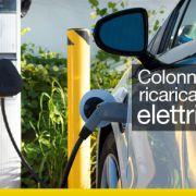 colonnine di ricarica auto elettriche