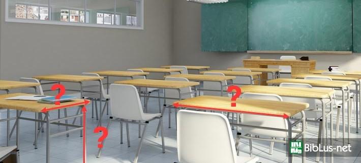 Sicurezza arredo scolastico le nuove norme uni 1729 1 e for Arredi scolastici