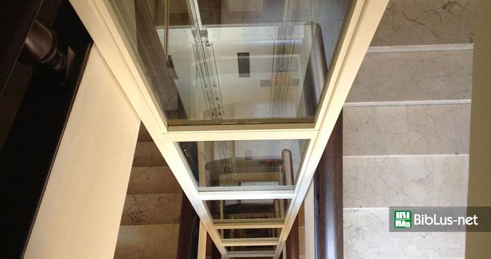 E 39 possibile realizzare un ascensore per disabili a for Piani casa accessibili per disabili