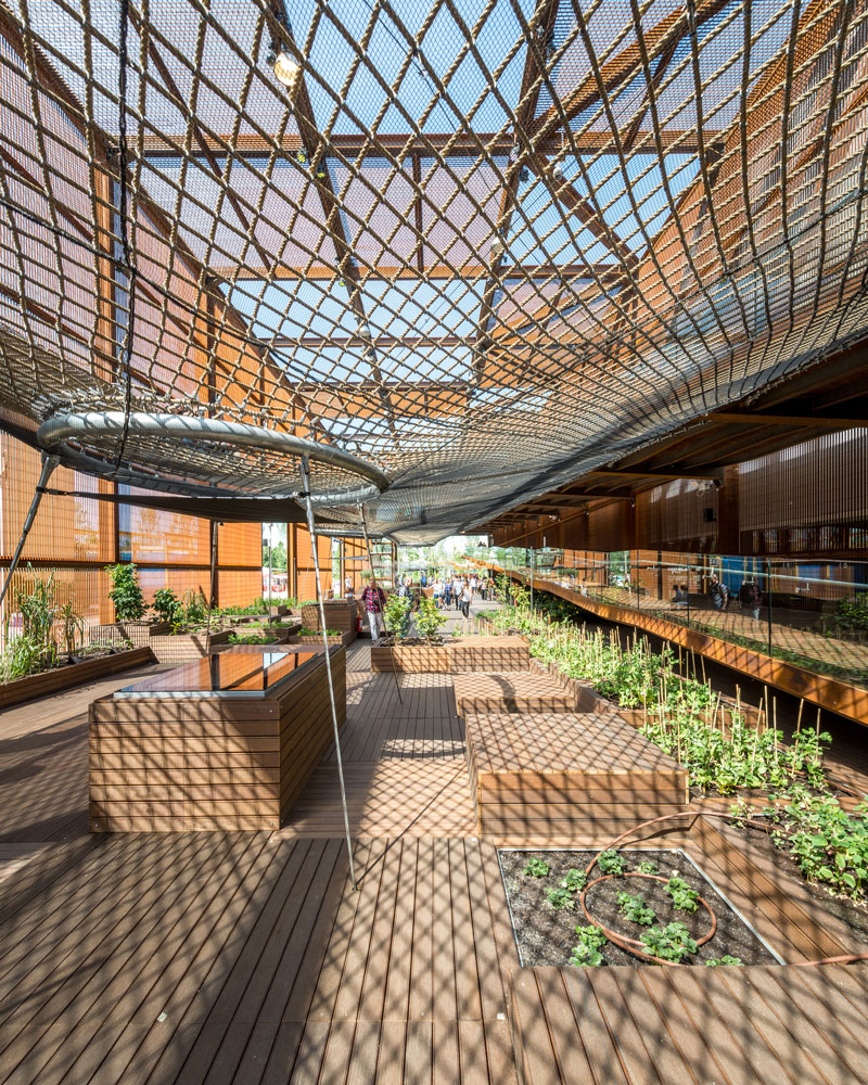 Expo Stand Brasile : Expo architettura il padiglione del brasile