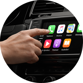 Carplay-touch