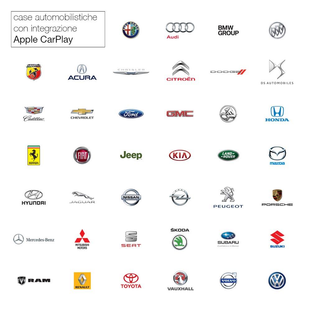 Case Automobilistiche_CarPlay