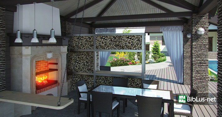 Free gazebo in legno senza permesso di costruire for Costo per costruire un portico