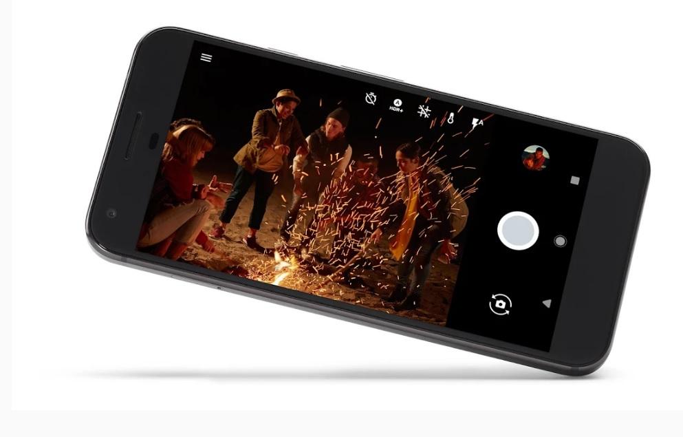 Google pixel - fotocamera