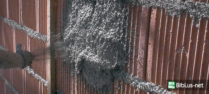 Intonaco termoisolante a base di calce: cos'è e quando si usa