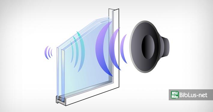 Isolamento acustico Vetri