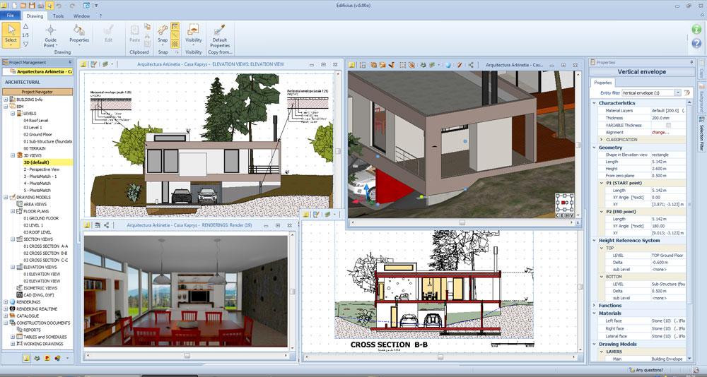 progettazione casa software design casa creativa e