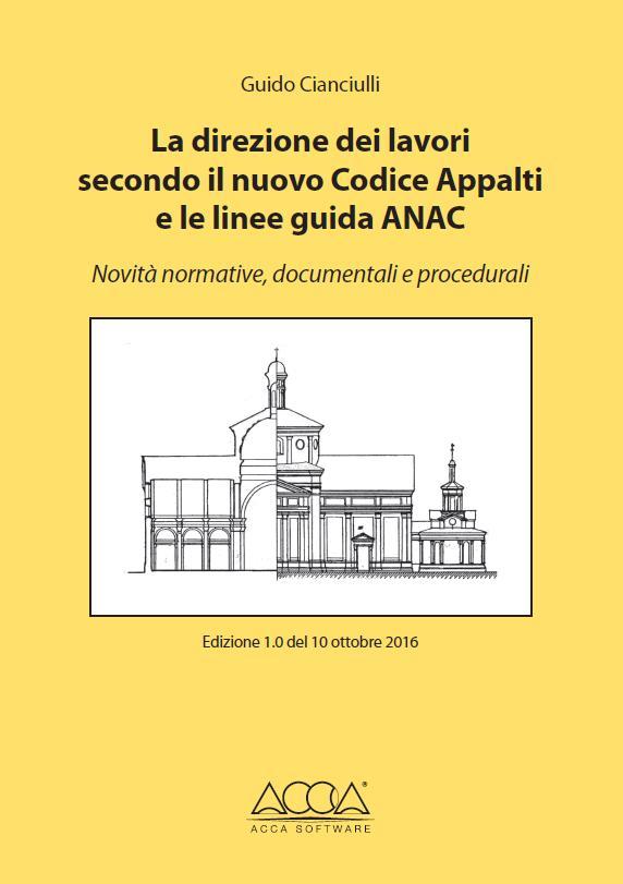 Ebook - Direzione dei lavori e nuovo Codice appalti