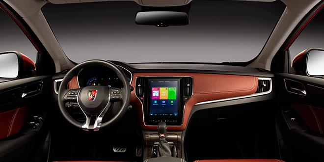 OS'Car-RX5 interni