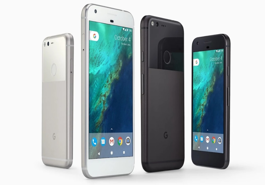 Google Pixel - versioni smartphone