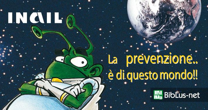 Prevenzione infortuni, il fumetto Inail sulla sicurezza