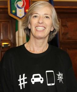 Stefania Giannini - Ministro della Salute [Fonte: ACI]