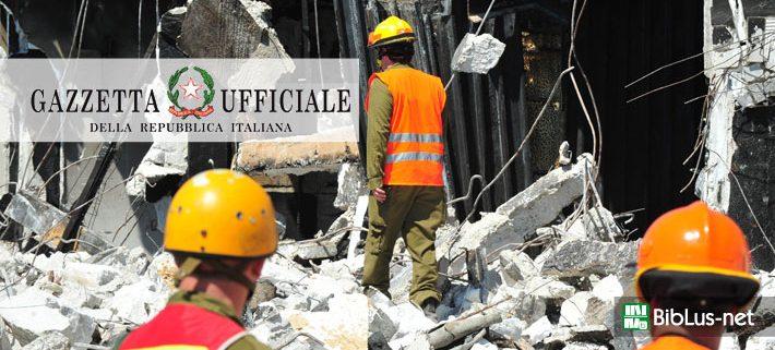 Terremoto-gazzetta