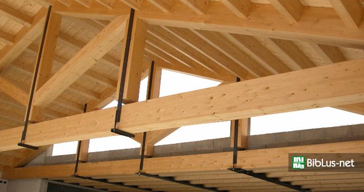 Guida al solaio parte 3 i solai in legno in ferro ed in for Case in legno senza fondamenta