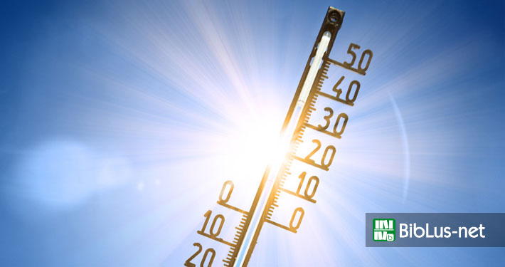 Colpo di calore, come valutare il rischio