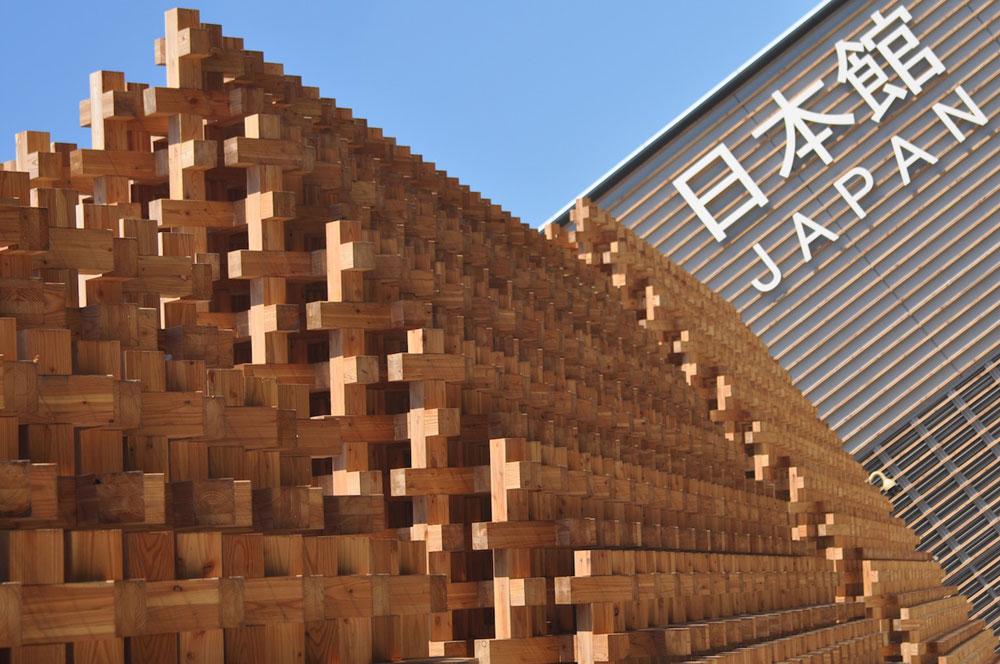 Expo 2015 architettura ecco come fatto il padiglione for Inquadratura del tetto del padiglione