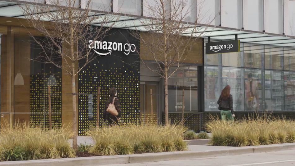 Amazon Go: lo store di Seattle