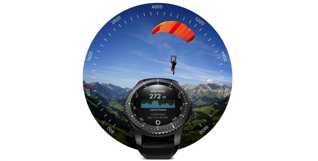 Samsung Gear S3 - sport