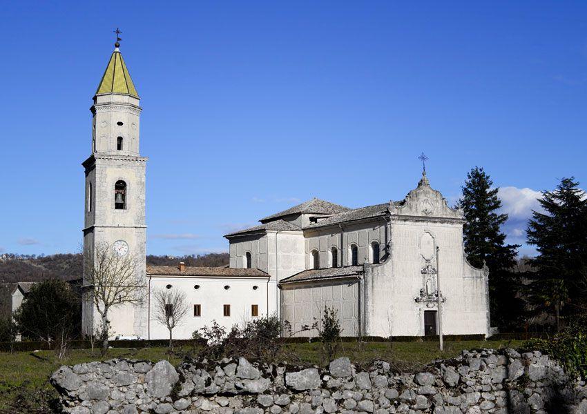 Santuario di San Francesco a Folloni - Montella (AV)