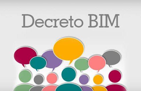Decreto BIM