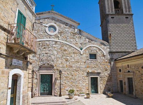 Sant'Agata, cattedrale san Nicola
