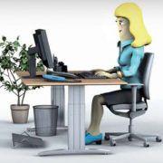 Opuscolo SUVA – Sicurezza in ufficio