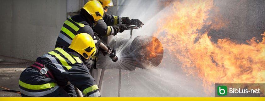 Prevezione incendi
