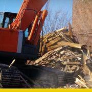 interventi di demolizione edilizia